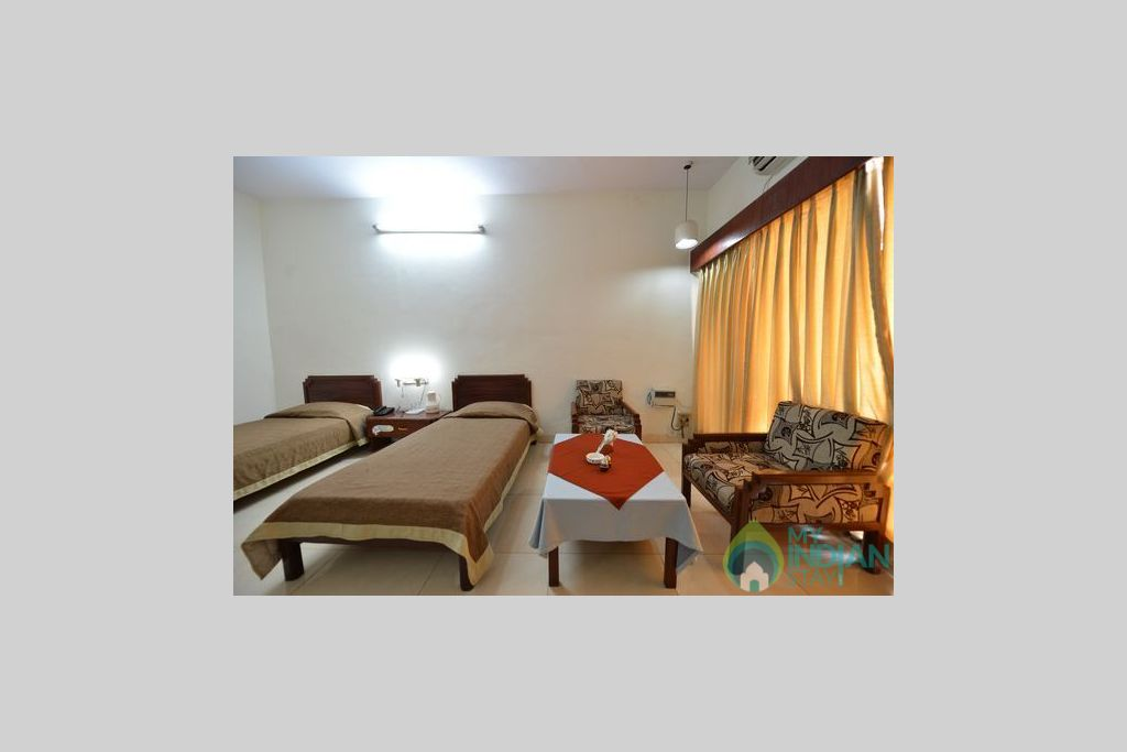 bedroom in a Guest House in Panipat, Haryana