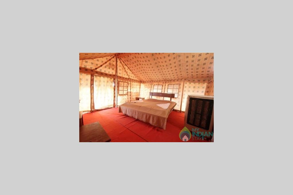 0624d409-8244-4747-bbb4-38ee4852c14d in a Tents in Jaisalmer, Rajasthan