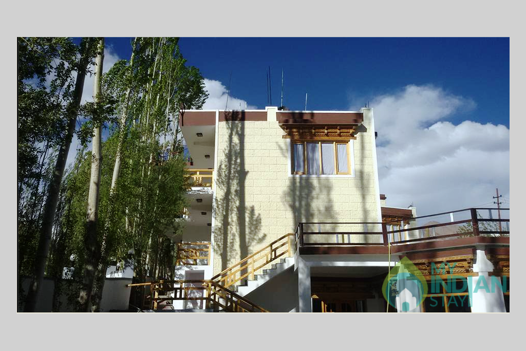 2Property FRont 1 in a Hotel in Leh, Jammu and Kashmir