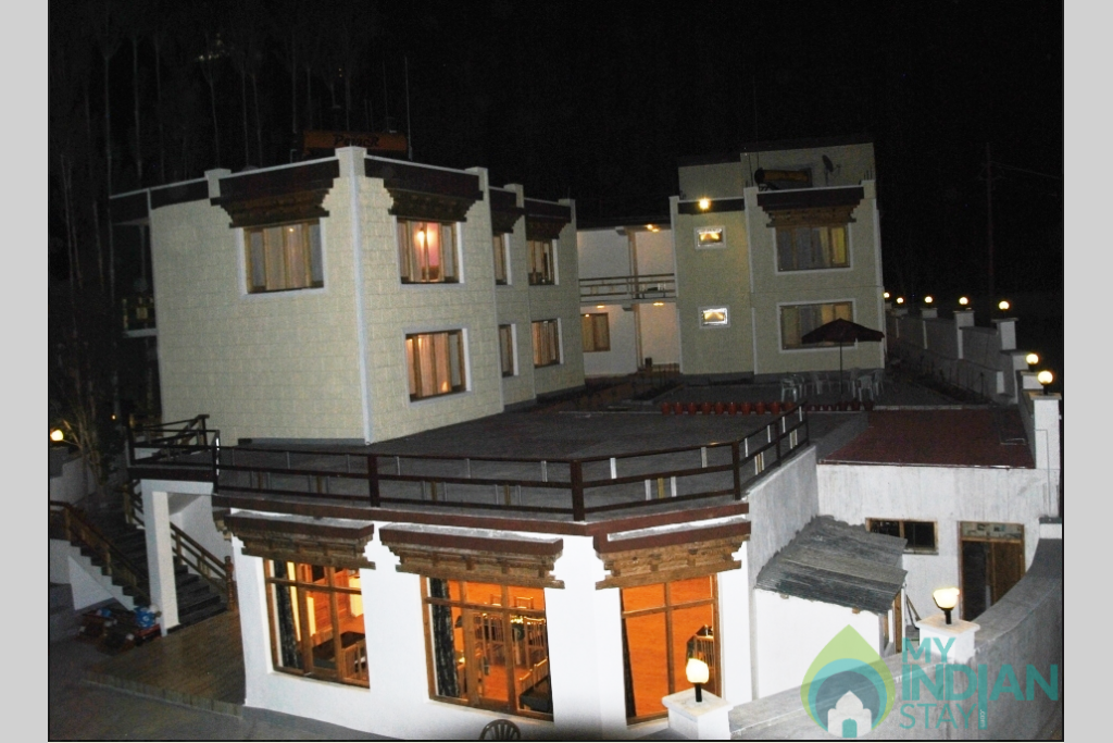 7Night View in a Hotel in Leh, Jammu and Kashmir