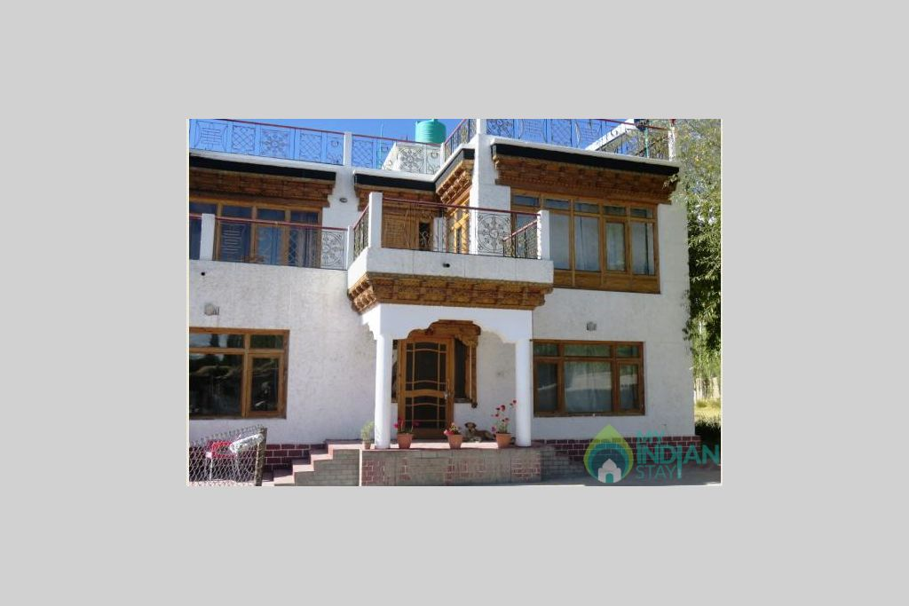 45 in a HomeStay in Leh, Jammu and Kashmir