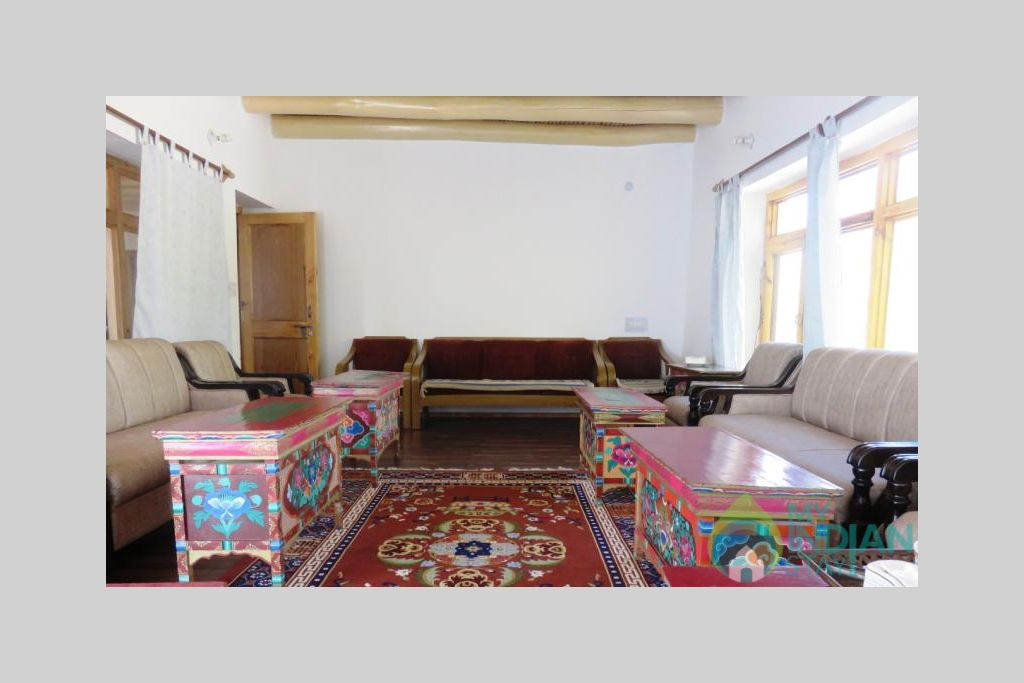 22 in a HomeStay in Leh, Jammu and Kashmir