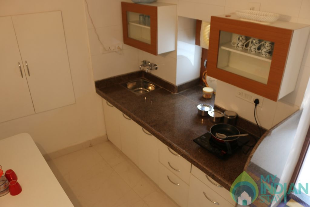 5 in a Serviced Apartment in Mount Abu, Rajasthan