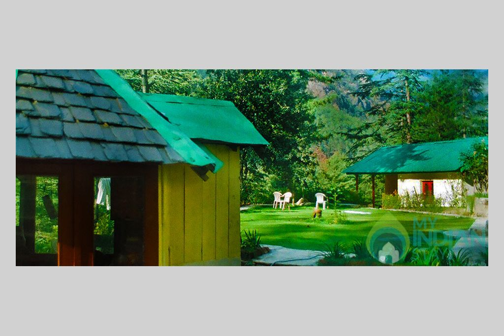 3 in a Cottage/Huts in Kasol, Himachal Pradesh