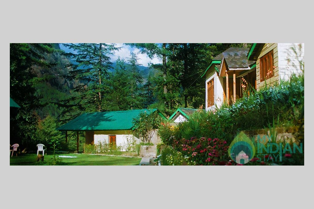 6 in a Cottage/Huts in Kasol, Himachal Pradesh