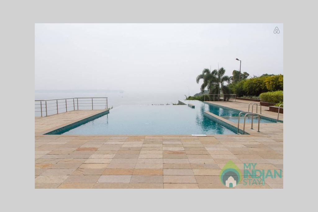 6924-52999-2014-12-18292176 in a Serviced Apartment in Dona Paula, Goa