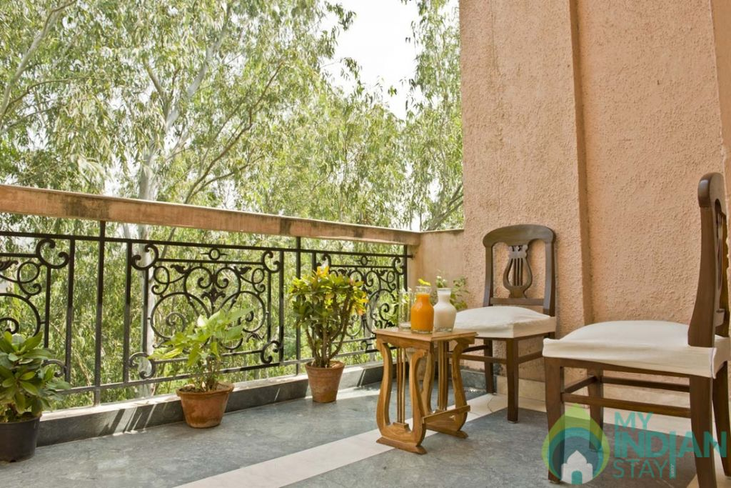 10 in a Bed & Breakfast in New Delhi, Delhi