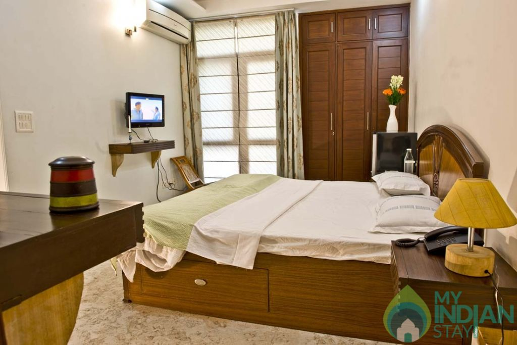 112 in a Bed & Breakfast in New Delhi, Delhi