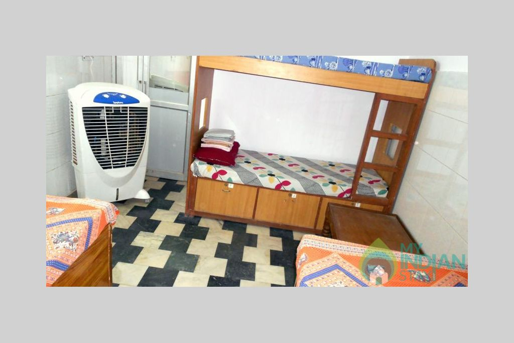 21 in a Bed & Breakfast in New Delhi, Delhi