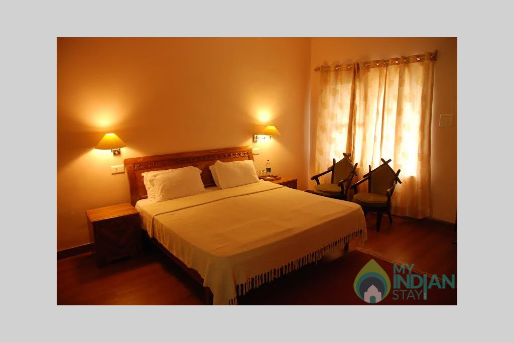 Deluxe rooms in a Resort in Kangra, Himachal Pradesh