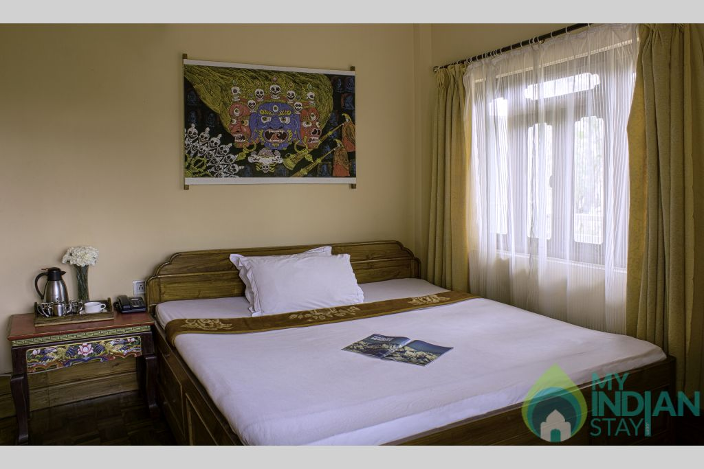 premium room in a Bed & Breakfast in Gangtok, Sikkim