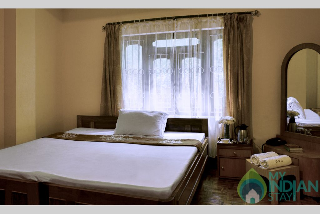 standard room in a Bed & Breakfast in Gangtok, Sikkim