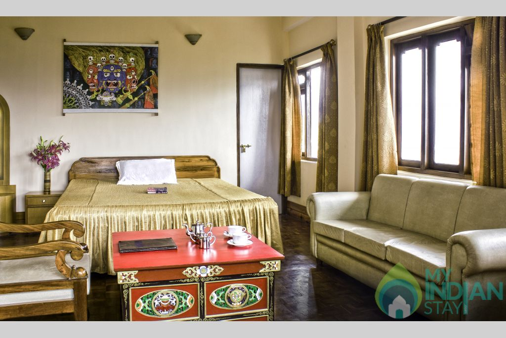 suite in a Bed & Breakfast in Gangtok, Sikkim
