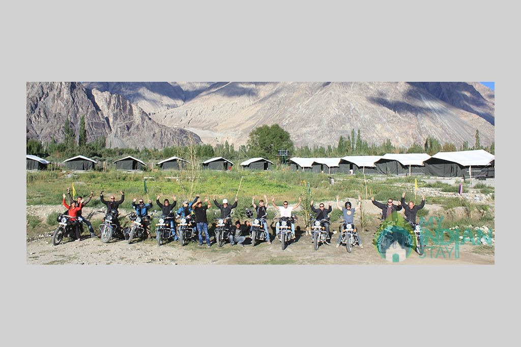 header5 in a Tents in Leh, Jammu and Kashmir