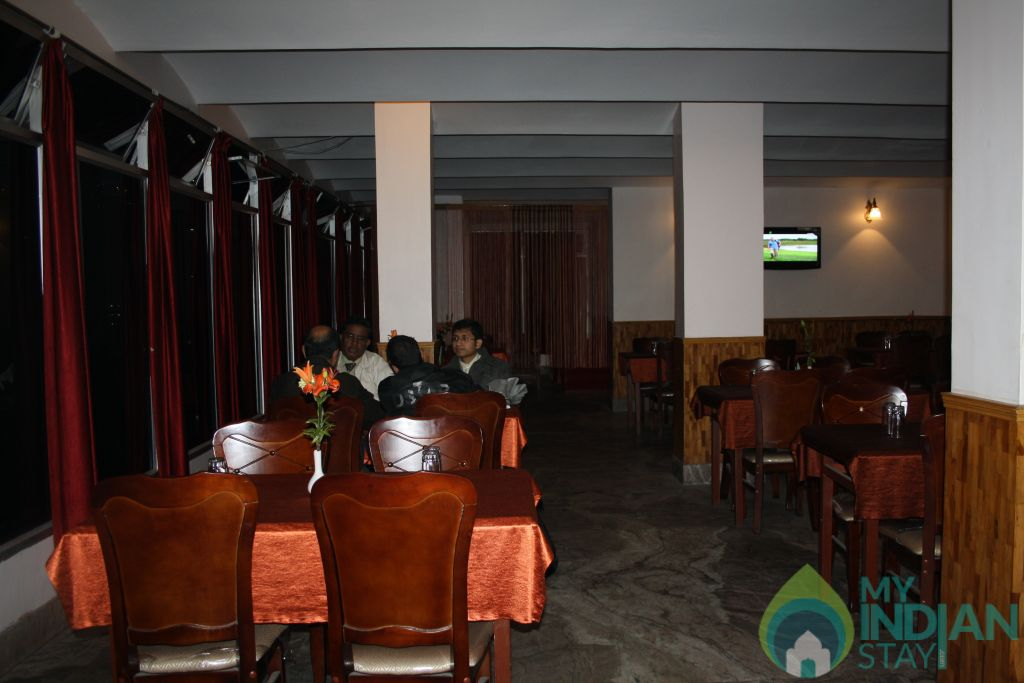 (K) BAR & RESTAURENT in a Bed & Breakfast in Gangtok, Sikkim