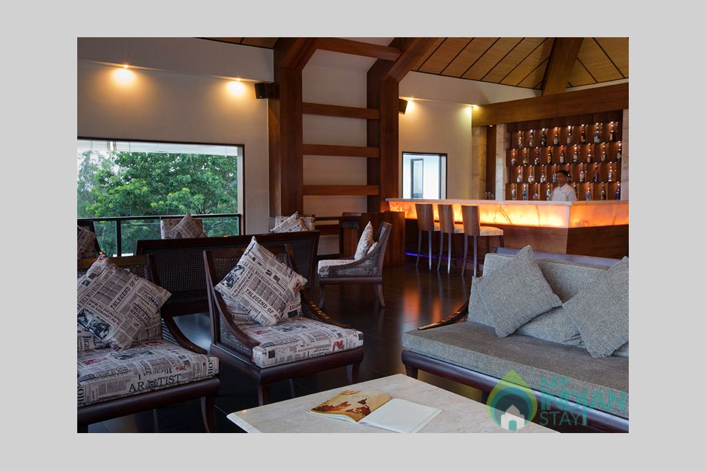 blue-sky-lounge-at-the-serai-chikmagalur in a Villa in Chickmagaluru, Karnataka