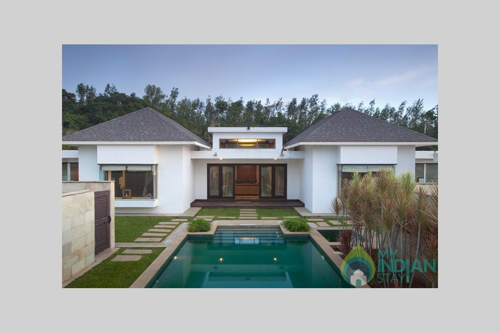 the-residence-exterior-at-serai-chikmagalur in a Guest House in Chickmagaluru, Karnataka