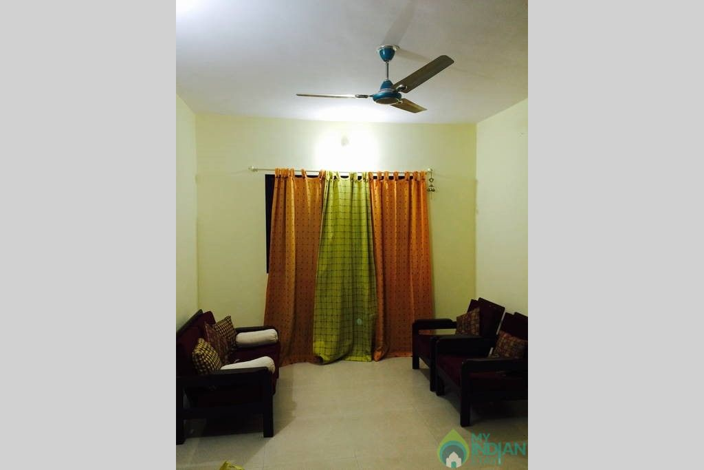 2 in a Serviced Apartment in Lonavala, Maharashtra