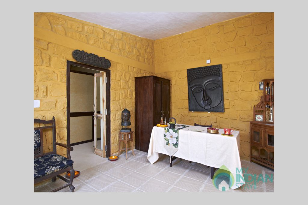 Mirvana-art-room in a Cottage/Huts in Jaisalmer, Rajasthan