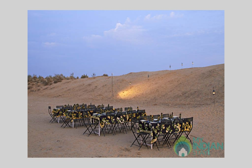 Mirvana-desert-party in a Tents in Jaisalmer, Rajasthan