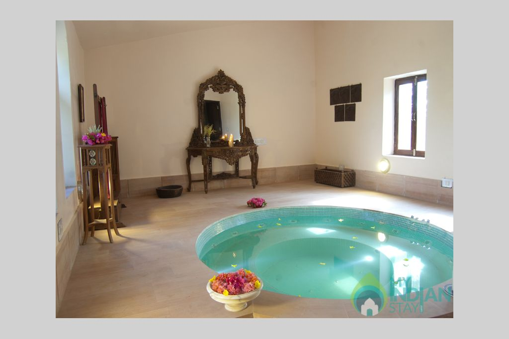 resort-spa in a Tents in Jaisalmer, Rajasthan