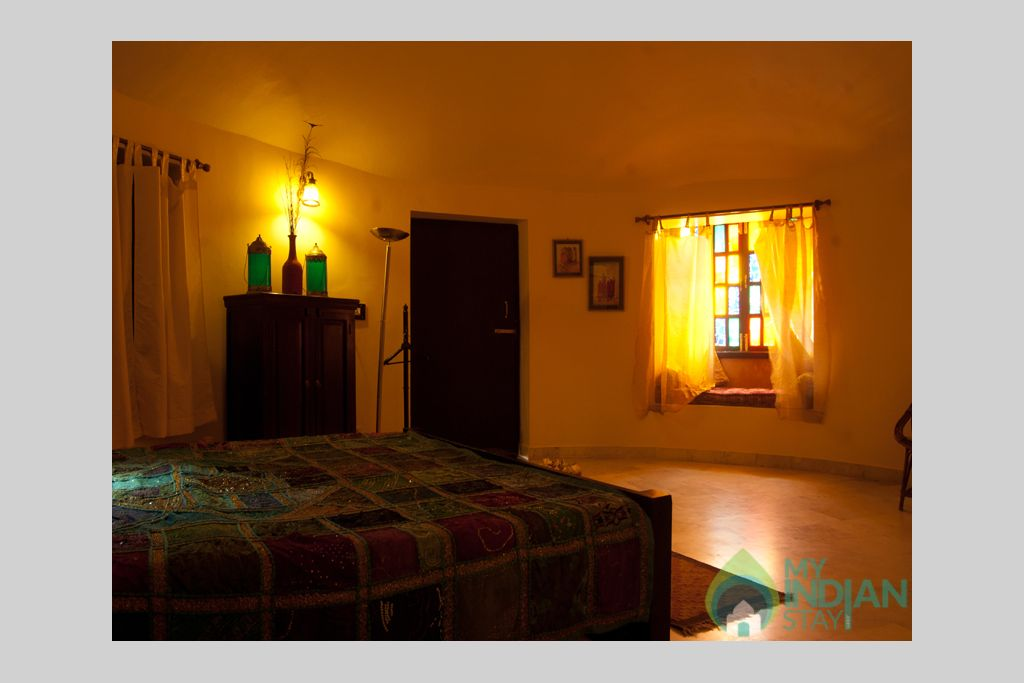 mirvana-night-room in a Cottage/Huts in Jaisalmer, Rajasthan