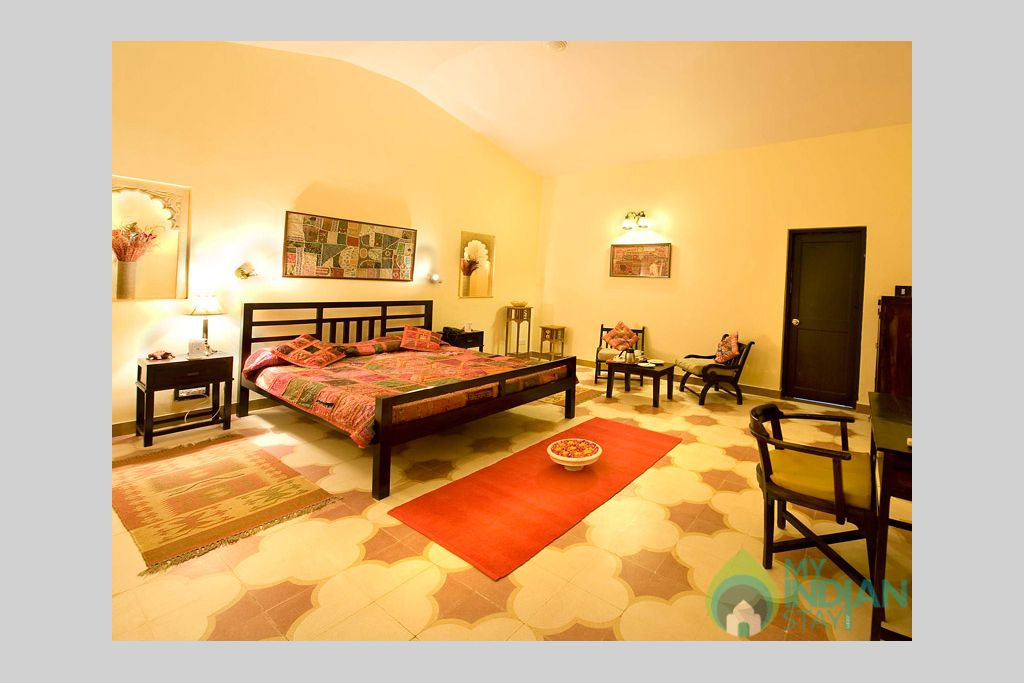 Premium-Cottage-At-Resort2 in a Cottage/Huts in Jaisalmer, Rajasthan
