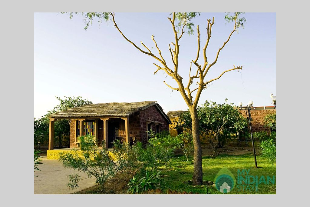 Premium-Cottage-Exte in a Cottage/Huts in Jaisalmer, Rajasthan