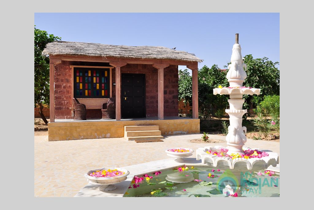 Resort-Primium-Cottage in a Cottage/Huts in Jaisalmer, Rajasthan