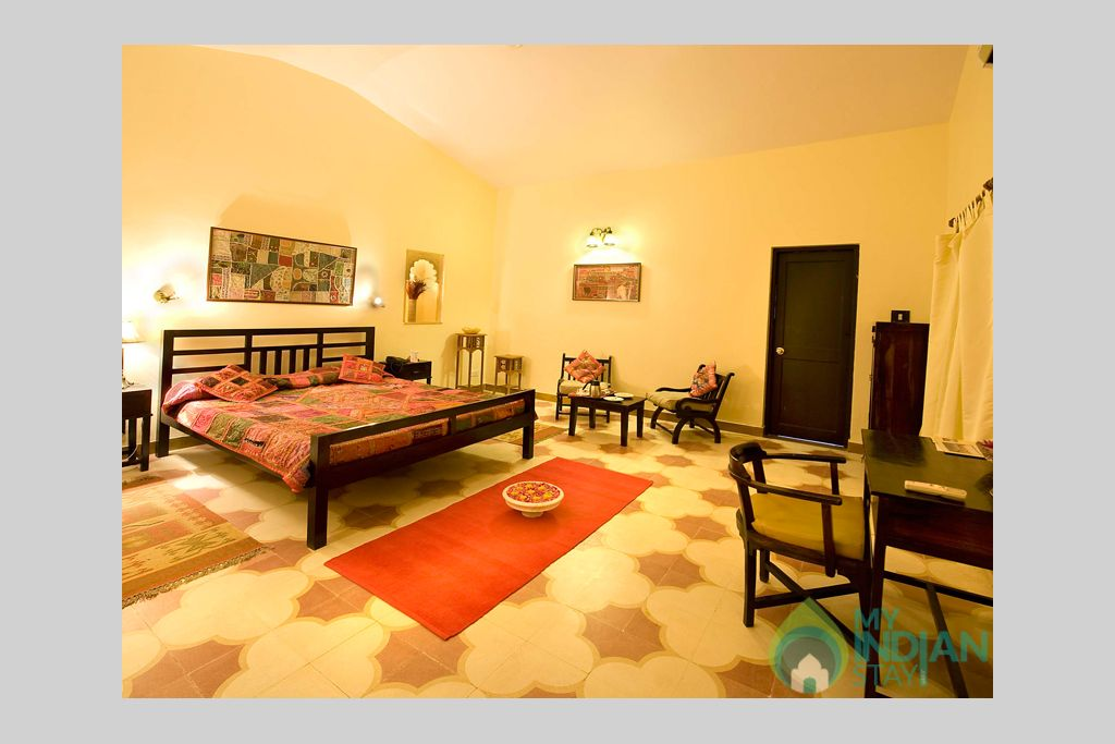 Rooms-at-Mirvana-Nature-Resort in a Cottage/Huts in Jaisalmer, Rajasthan
