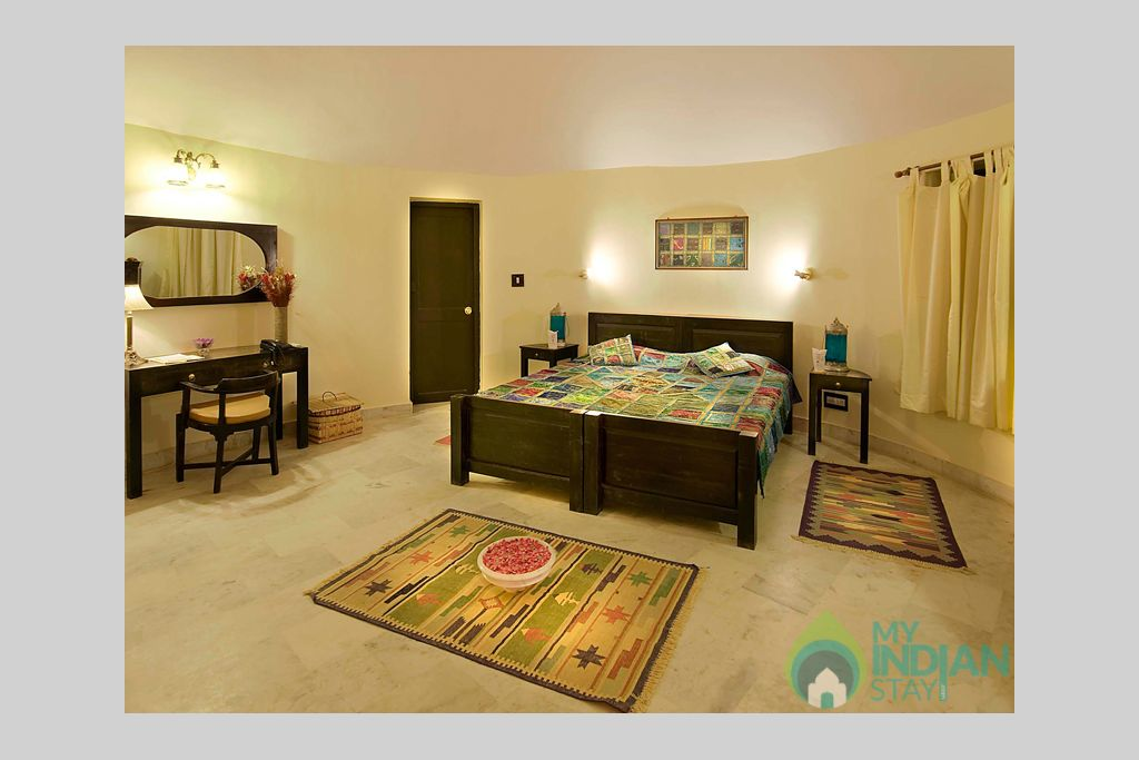 Premium-Cottage-Interior in a Tents in Jaisalmer, Rajasthan