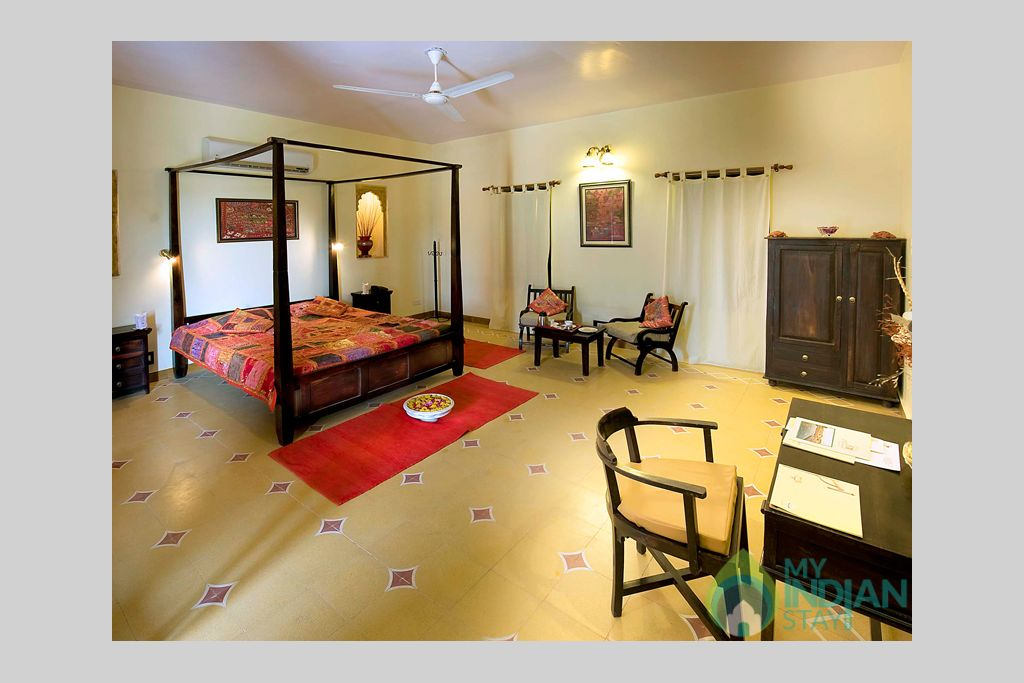 Rajasthan-Premium-Cottage in a Tents in Jaisalmer, Rajasthan