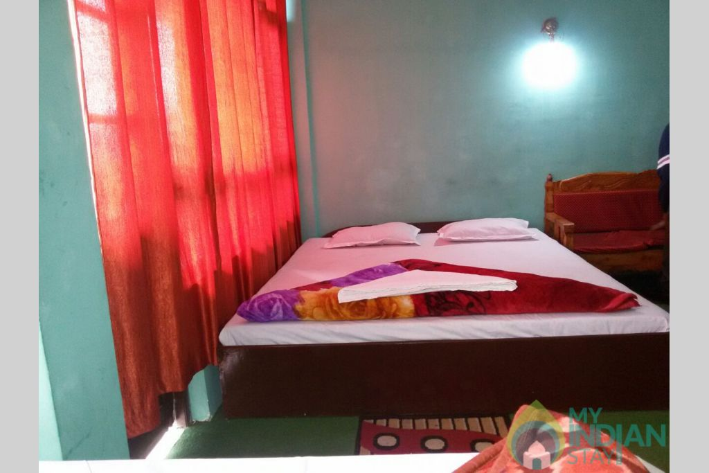 FOUR BEDDED ROOM 1 in a Hotel in Darjeeling, West Bengal