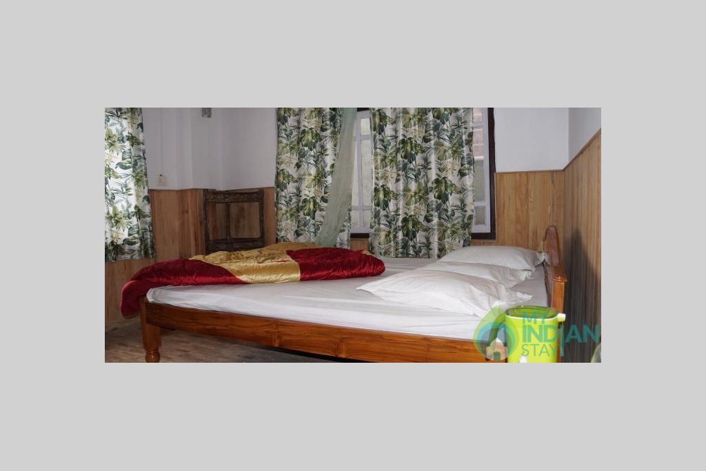 2 in a Guest House in Darjeeling, West Bengal