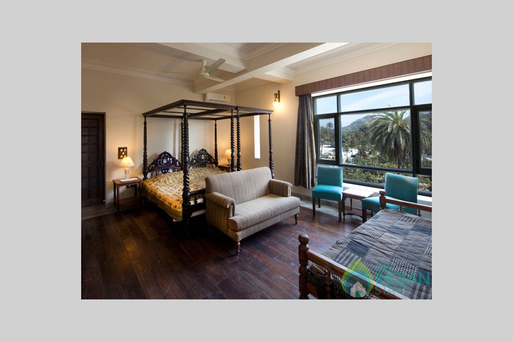 2 in a Guest House in Mount Abu, Rajasthan