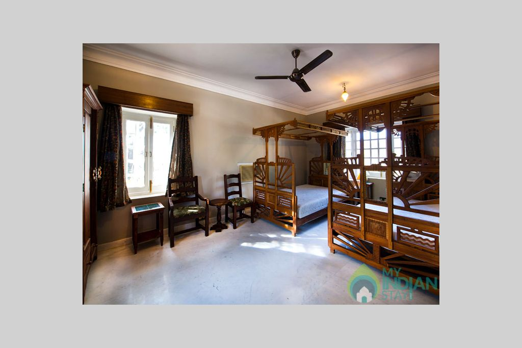 7 in a Guest House in Mount Abu, Rajasthan