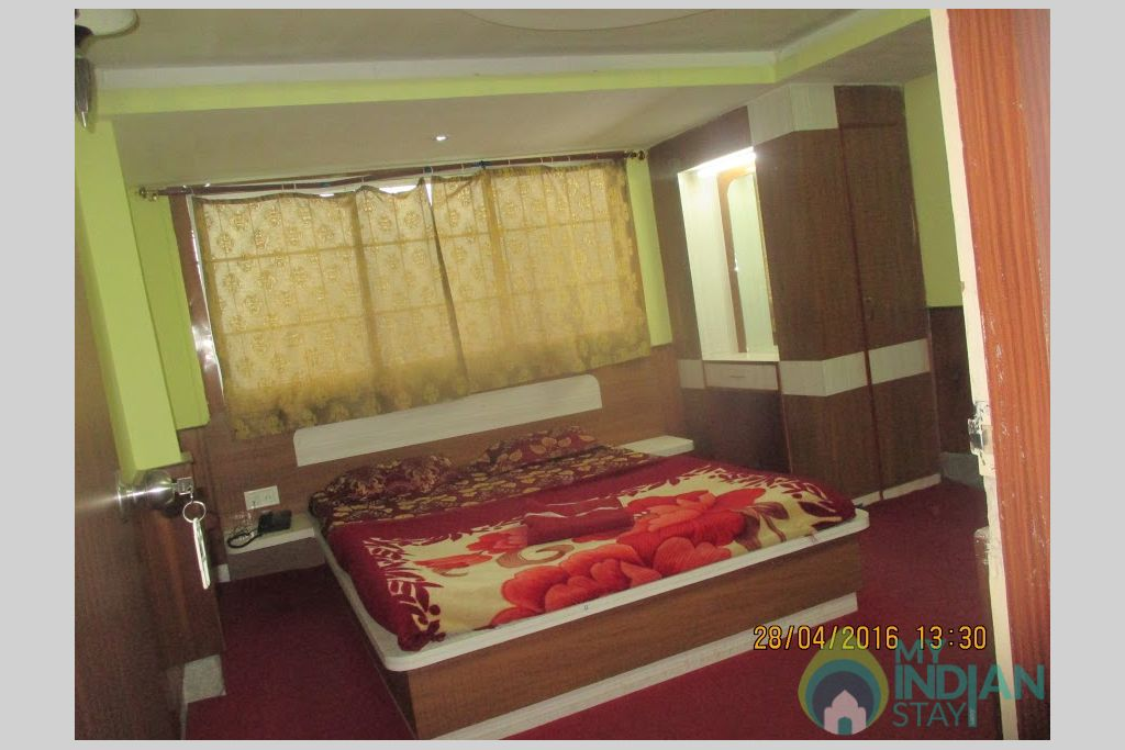 DLX DBL (2) in a Guest House in Gangtok, Sikkim