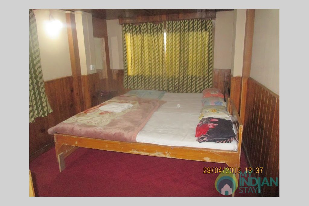 Triple Bedded in a Guest House in Gangtok, Sikkim