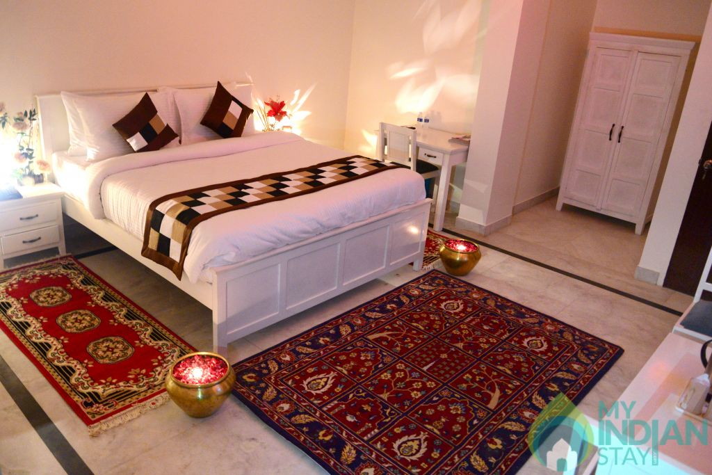 Luxury Room in a Guest House in Jaipur, Rajasthan