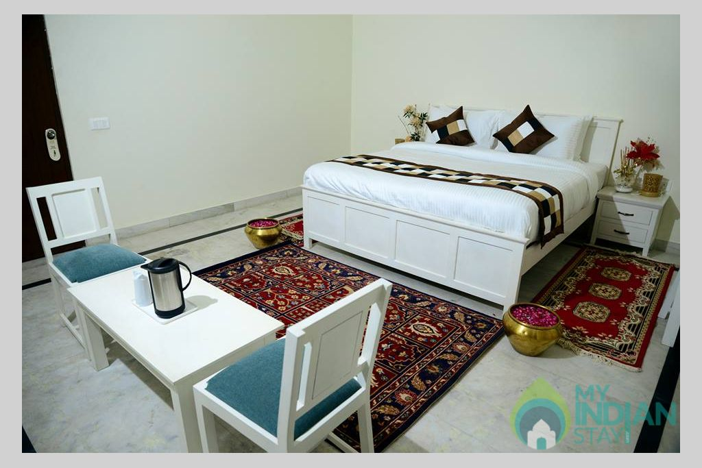 luxury room stay in a Guest House in Jaipur, Rajasthan