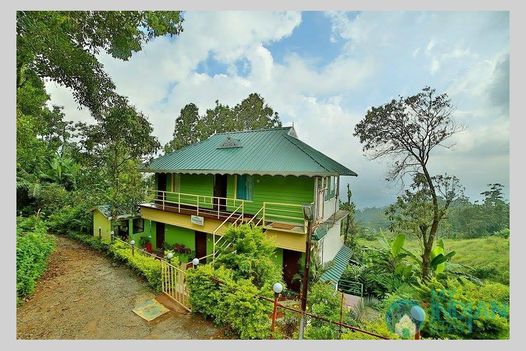 scenic view of the property in a Villa in Munnar, Kerala