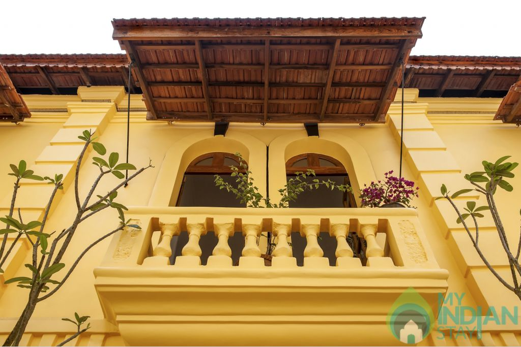 Exterior View  in a Bed & Breakfast in Panjim, Goa