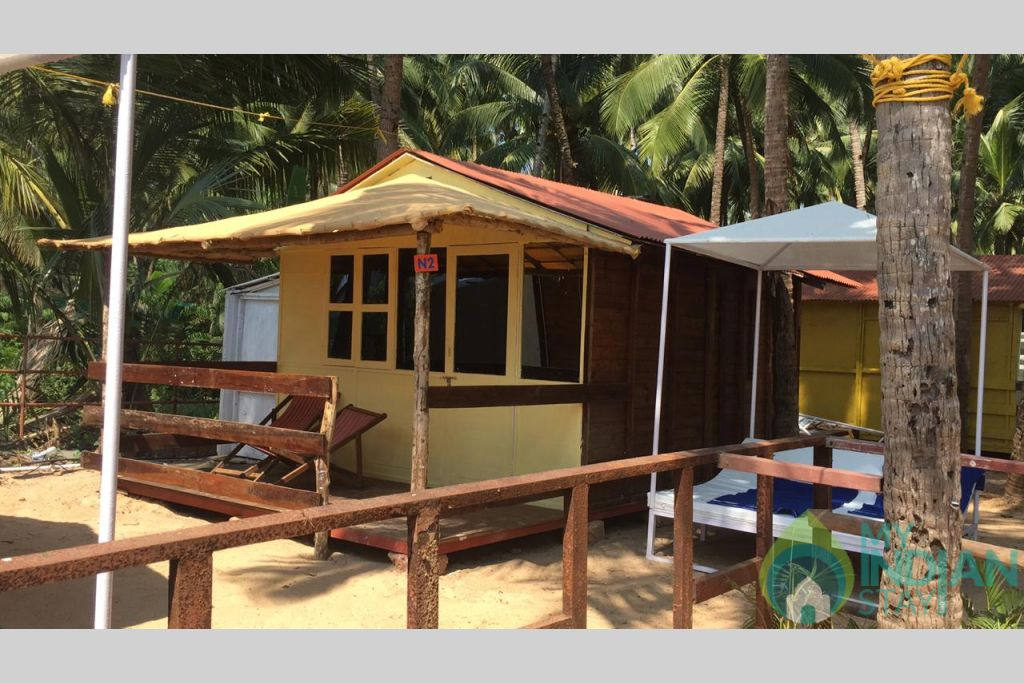 IMG-20181113-WA0001 in a Cottage/Huts in Canacona, Goa