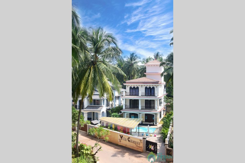 phase-10-luxury-villa in a Villa in Calangute, Goa