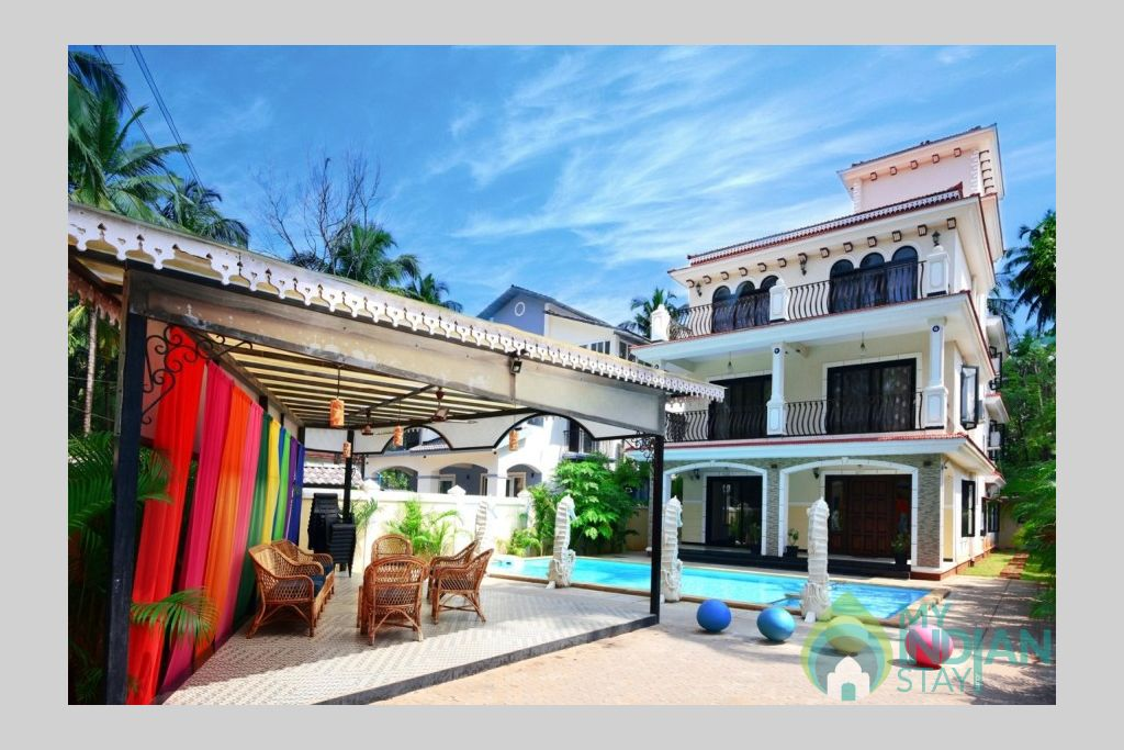 9-bedroom-villa in a Villa in Calangute, Goa