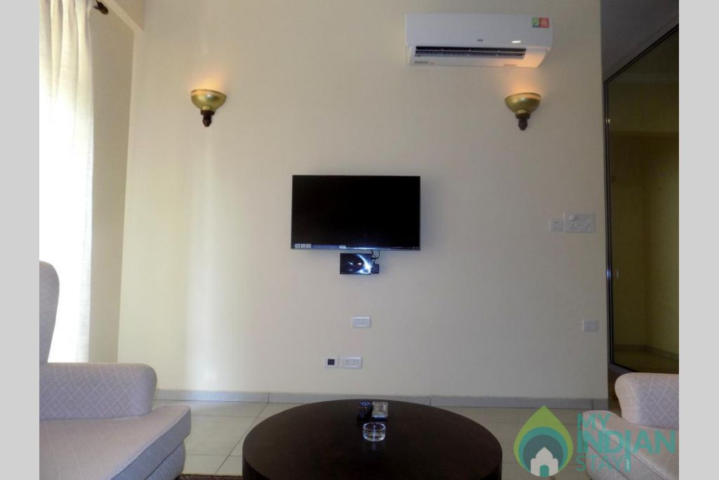 23 in a Serviced Apartment in Candolim, Goa
