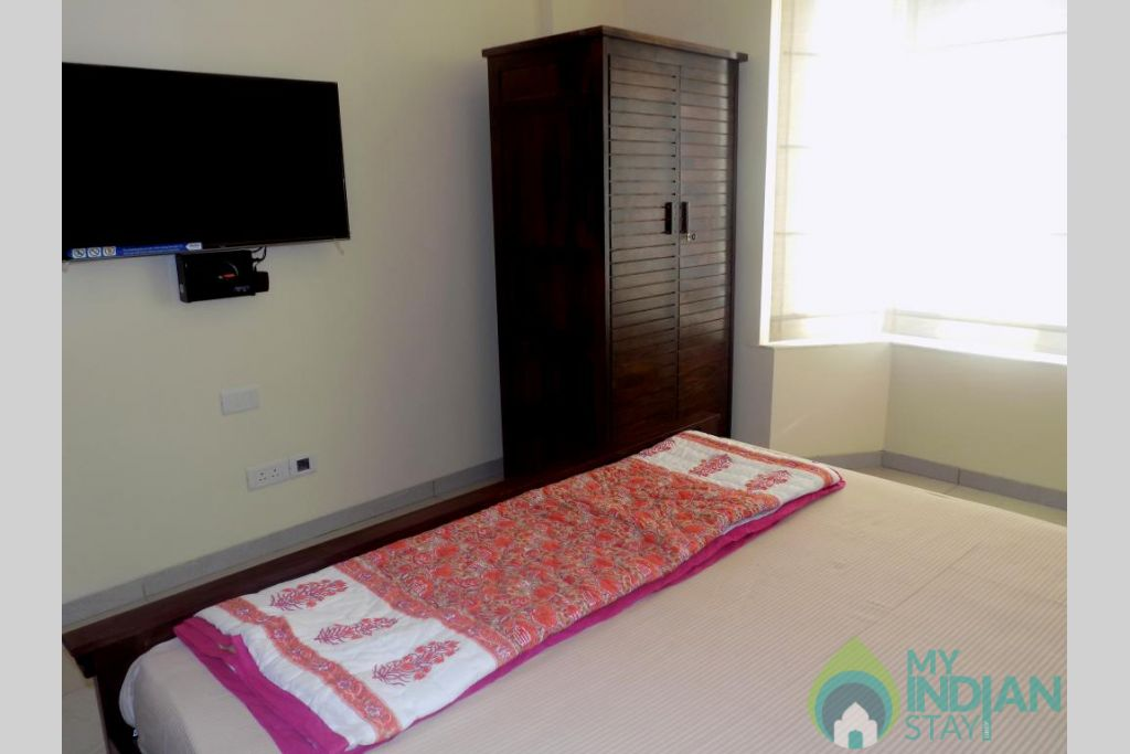 44 in a Serviced Apartment in Candolim, Goa