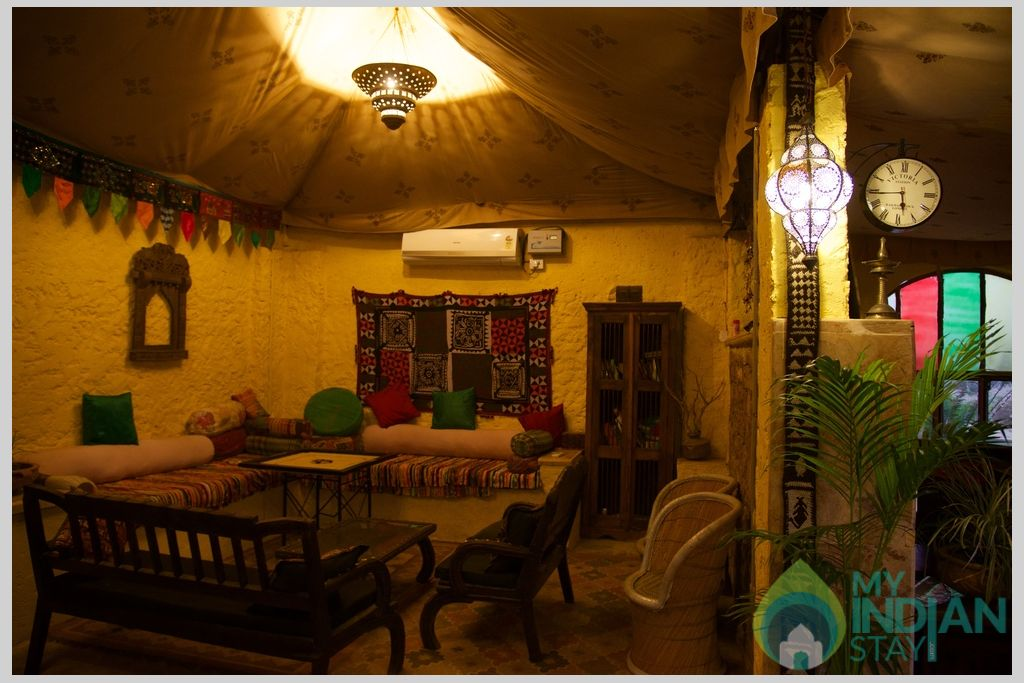 _IND5128 in a Tents in Jaisalmer, Rajasthan