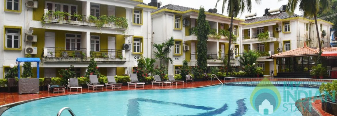 1 BHK APT. IN ALORE GRANDE RESORT, CANDOLIM