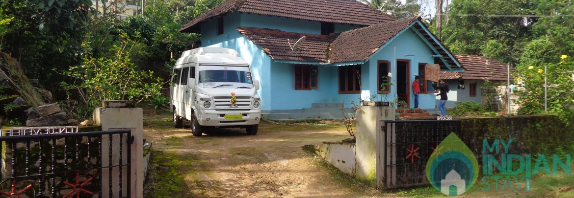 3 Bedroom Non AC HomeStay in Coorg